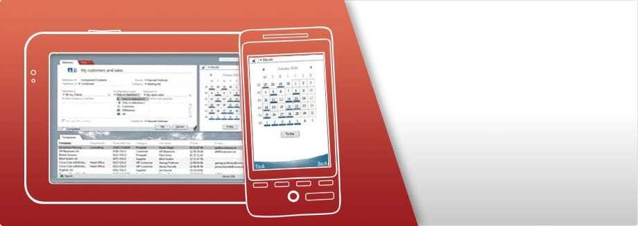SuperOffice Pocket CRM